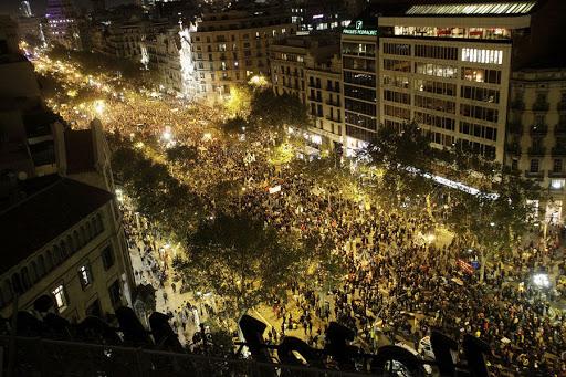 Greve Geral na Espanha